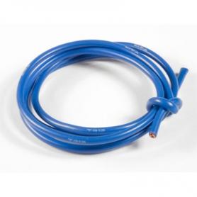 tq racing tq13 cavo in silicone e conduttore in rame 13awg blu (cm 91,5) 1290 filamenti