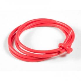 tq racing tq13 cavo in silicone e conduttore in rame 13awg rosso (cm 91,5) 1290 filamenti