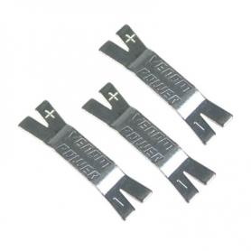 venom silver battery bars barrette per pacchi batteria (7pcs)