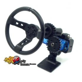yeah racing volante motorizzato con rotazione per drift - crawler - scaler