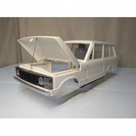 CARROZZERIA Range Rover ABS Hard Plastic Body Kit