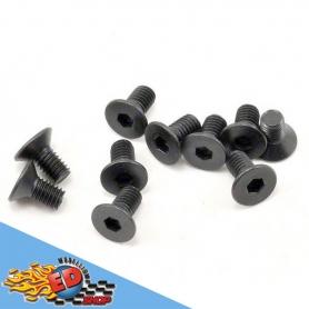 s-workz m3x6mm fh/st viti in acciaio testa svasata (10)