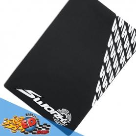 s-workz pit pad pro racer tovaglietta per piano box grande nera 90x60cm