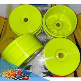 cerchi 1/8 off-road chiusi esagono 17mm giallo (4)