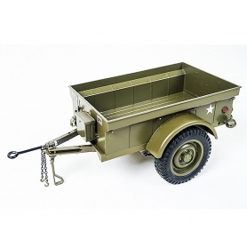RIMORCHIO ROC HOBBY 1:6 1941 MB Scaler M100 Trailer