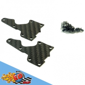 s-workz s35-4 pro composite carbon front lower arm cover 1,5mm (2)