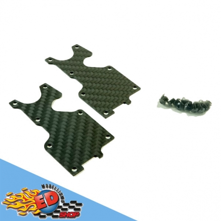 s-workz s35-4 pro composite carbon rear lower arm cover 1,0mm (2)