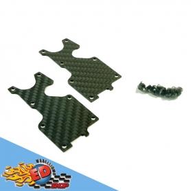 s-workz s35-4 pro composite carbon rear lower arm cover 1,5mm (2)
