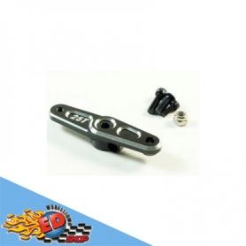 sworkz uni-design aluminium throttle servo horn 25t squadretta servo gas/freno in alluminio (futaba)