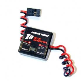 hobbywing 1s dc/dc bec regolatore di voltaggio 3.7  6.0v 30601000