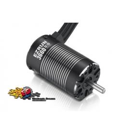 ezrun 3660sl g2 4000kv motore brushless 4 poli sensorless 1/10 - 1/10 short course albero da 5mm 30402650
