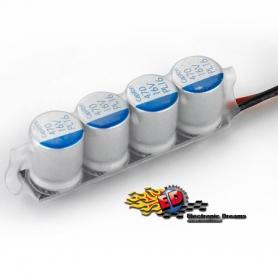 hobbywing modulo a 4 condensatori a 470u/16v.x4 86030000