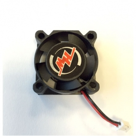 hobbywing ventola 2510sh-5v 10.000 rpm 0.13a nera tipo f x xerun justock - extreme stock - quicrun 10bl60