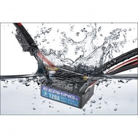 seaking v3 120a. regolatore elettronico waterproof con raffreddamento ad acqua 30302360