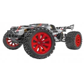 Quantum + XT Flux 3S 1/10 4WD Stadium Truck Red