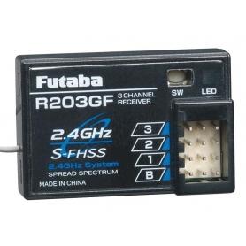Futaba r203gf ricevente 2.4ghz. fhss