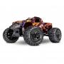 TRAXXAS Hoss 4wd Monster truck 1:10 Brushless VXL-3s TSM - Arancione