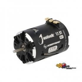 xerun justock 17.5 g2.1 motore brushless sensored 3650 1/10 - 1/12 30408011