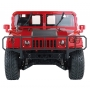 HUMMER H1 1/10 RED