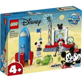 Lego disney mickey and friends Il razzo spaziale di topolino e minnie