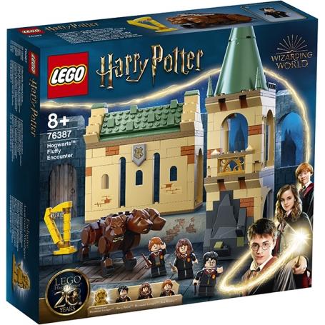 Harry potter Hogwarts: incontro con fuffi