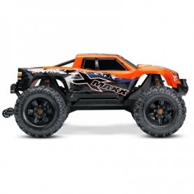 TRAXXAS Xmaxx 8s Orange-X Edition TSM