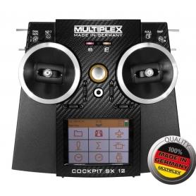 RADIOCOMANDO COCKPIT SX 12 solo Tx