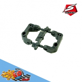 sworkz s12-2 front c hub set in pro-composite hard material