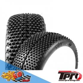 tpro raider soft t2 - treno gomme 1/8 off-road con inserti (4)