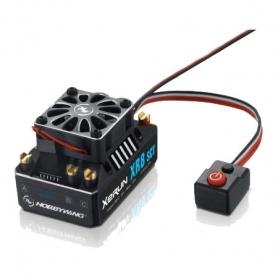 XERUN XR8-SCT 140A. Regolatore brushless 140A sensored / sensorless 1/8 1/10 30113301