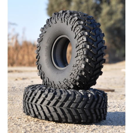 "RC4WD Mickey Thompson 1.9"" Baja Claw TTC Scale Tires"