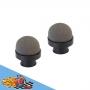 reds filtro aria in spugna testa rotonda foro largo 1/10 - 1/8 on road (2)