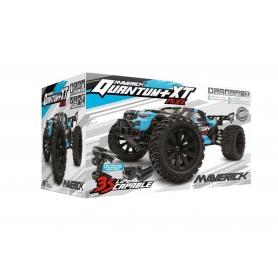 Quantum + XT Flux 3S 1/10 4WD Stadium Truck Blue