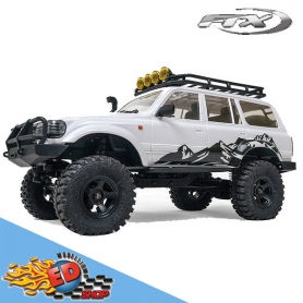 eazy rc 1/18 patriot rtr scale crawler con carrozzeria rigida