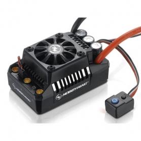 ezrun max5 v3 200a. regolatore brushless sensorless waterproof - 1/8-1/5 on/off-road - monster - truggy 3010400