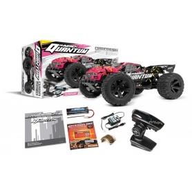 Quantum XT 1/10 4WD Stadium Truck Pink