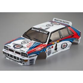 Killerbody Lancia Delta HF Integrale Karosserie Rally-Racing 195mm RTU