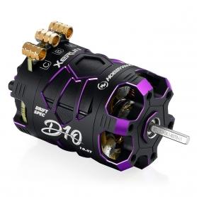 Hobbywing XERUN D10 10.5T Purple Motore Brushless Sensored DRIFT 30401136