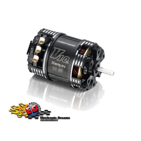 hobbywing xerun v10 g3 10.5t 4500kv motore brushless x modelli 1/10 30401112