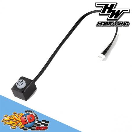 hobbywing interruttore per regolatore xr10 stockspec - xr10pro - elite 30850009