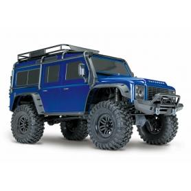 Trx-4 Land Rover Defender Trail Crawler - Blu