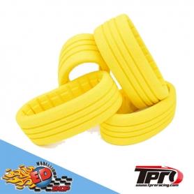 tpro 1/8 off-road inserti pro-xr hard (gialli) (4)