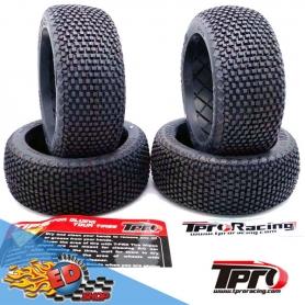 tpro 1/8 offroad racing tire harpoon - zr super soft t4 (4)