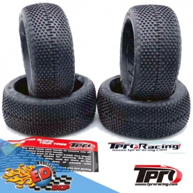 tpro 1/8 offroad racing tire raider - soft t3 (4)