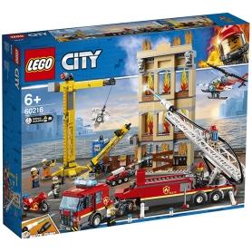 LEGO MISSIONE ANTINCENDIO IN CITTA'