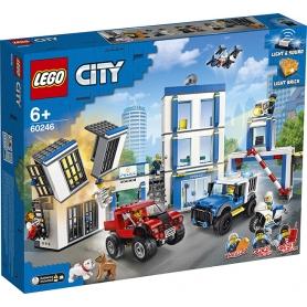 LEGO STAZIONE DI POLIZIA