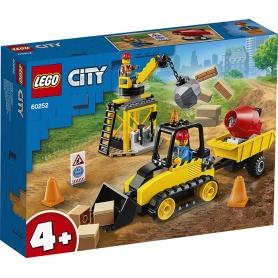 LEGO BULLDOZER DA CANTIERE