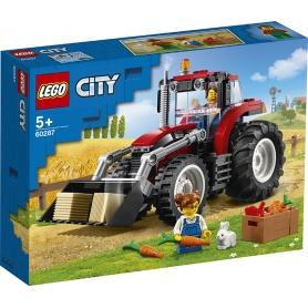 LEGO TRATTORE