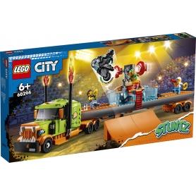 LEGO TRUCK DELLO STUNT SHOW