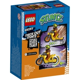 LEGO STUNT BIKE DA DEMOLIZIONE
